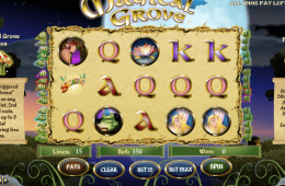 Máquina tragamonedas Magical Grove en línea grátis