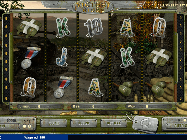Spiele Victory Ridge - Video Slots Online