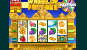 Tragaperras Wheel of Fortune gratis