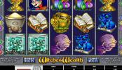 Juegos de tragaperras gratis en línea Witches Wealth