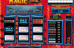 Tragamonedas Black Magic Max Power gratis online