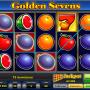Golden Sevens tragamonedas de frutas