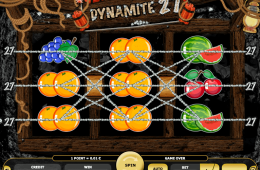 Tragamonedas de frutas Dynamite 27