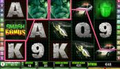 Tragamonedas The Incredible Hulk gratis en línea