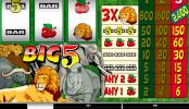 Big 5 gratis tragamonedas online