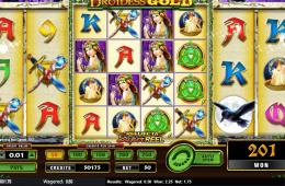 Druidess Gold juego de tragaperras online