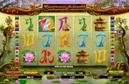 Emperor's Garden máquinas tragamonedas gratis