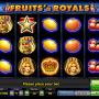 Fruits'n Royals Tragamonedas online gratis