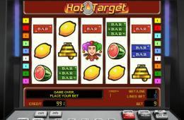 Hot Target máquina tragamonedas online