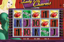 Lady's Charms gratis tragamonedas online