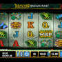 Mayan Treasure gratis tragamonedas online