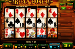 Reely Poker tragaperras gratis online