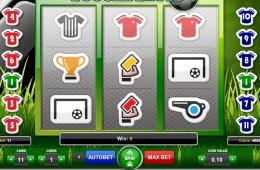 Soccer Slots gratis tragamonedas online