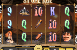 Stone Age gratis tragamonedas online