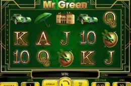 Tragaperras online gratis The Marvellous Mr. Green