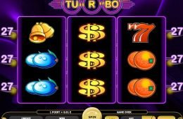 Turbo 27 máquina tragamonedas gratis
