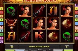 Flamenco Roses juego de casino online gratis