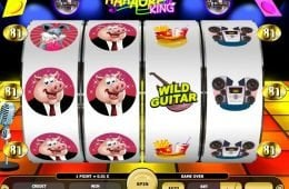 Juego tragamonedas de casino Karaoke King