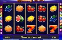 Juego de tragamonedas Spinning Stars online