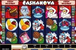 Juego de tragamonedas gratuito Cashanova online