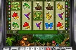 Tragamonedas gratis online Crazy Monkey 2