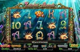 Máquina tragamonedas gratis Enchanted Mermaid