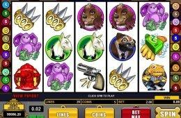 Juego gratis de casino Dogfather