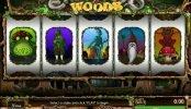 Juego gratis de casino Enchanted Woods