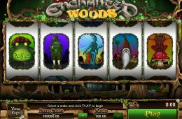 Juego gratis de casino Enchanted Woods