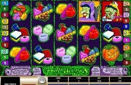 Juego de casino gratis Halloweenies