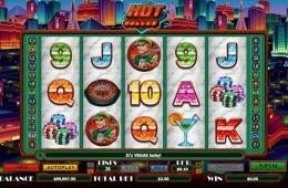 Tragamonedas de casino Hot Roller gratis