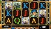 Divertida tragaperras gratis en línea Imperial Wars