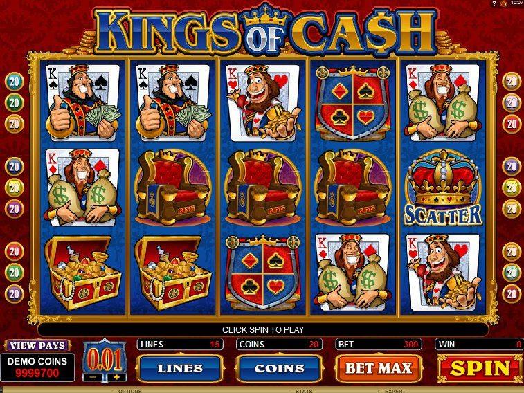 Juegos Slots Online