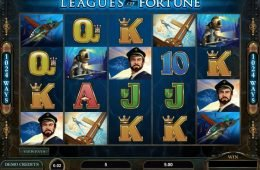 Máquina tragaperras gratis Leagues of Fortune