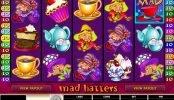 Tragaperras online gratis Mad Hatters