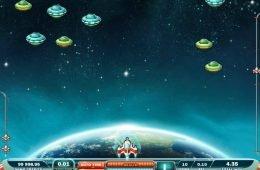Max Damage and the Alien Attack tragaperras gratuita