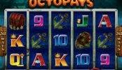 Máquina tragamonedas de casino Octopays