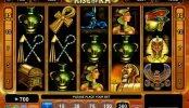 Máquina tragamonedas de casino Rise of Ra