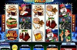 Tragaperras gratis Santa´s Wild Ride