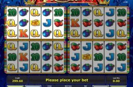 Máquina tragamonedas de casino en línea 4 Reel Kings