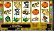 Máquina tragamonedas de casino Aztec Treasure