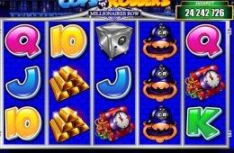Tragaperras de casino Cops 'n' Robbers - Millionaires Row