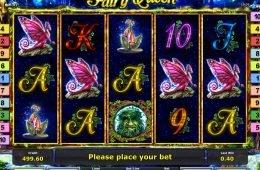 Tragaperras en línea Fairy Queen