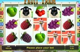 Tragaperras en línea sin registro Fruit Farm