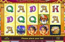 Tragaperras de casino Golden Cobras Deluxe