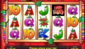 Máquina tragaperras de casino Happy Fruits