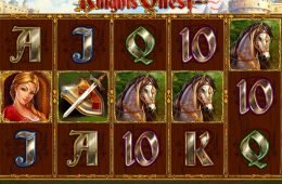 Tragaperras gratis Knights Quest en línea