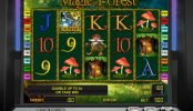 Máquina tragaperras Magic Forest
