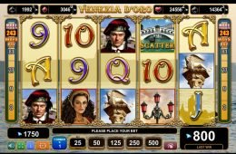 Tragamonedas gratis de casino Venezia D´oro