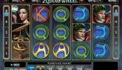 Tragaperras de casino Zodiac Wheel en línea